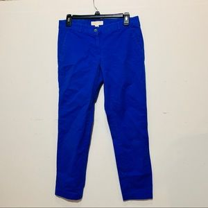 {MICHAEL MICHAEL KORS} Royal Blue Dress Pants